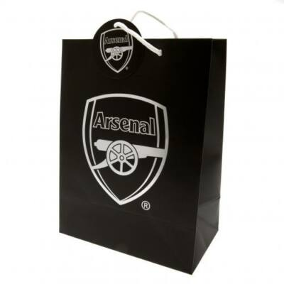 Arsenal ajándék táska BLACK