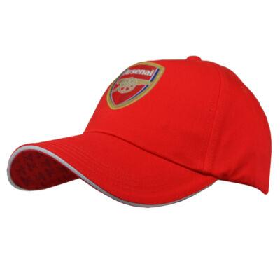 Arsenal baseball sapka RED
