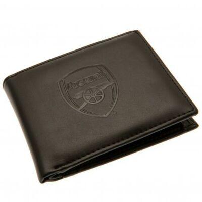 Arsenal bőr pénztárca DEBOSSED