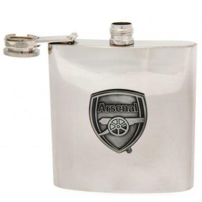 Arsenal fém italos flaska