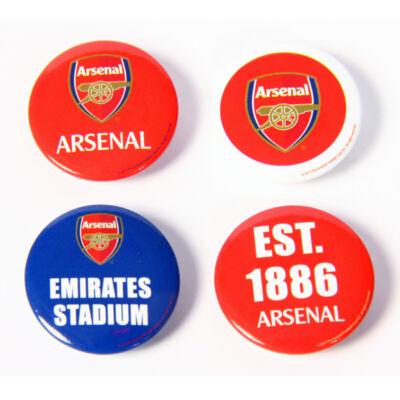 Arsenal jelvény készlet
