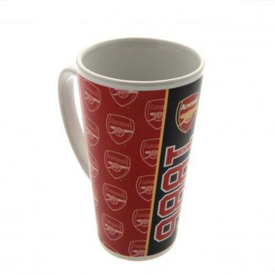 Arsenal kerámia bögre Latte ESES