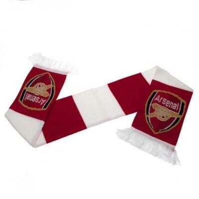 Arsenal kötött sál BAR