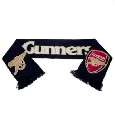 Arsenal kötött sál Gunners BLUE