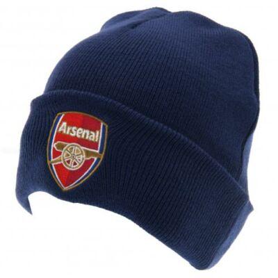 Arsenal kötött sapka BLUE