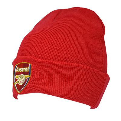 Arsenal kötött sapka RED