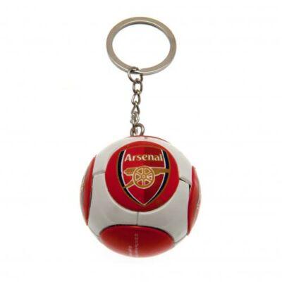 Arsenal focilabda kulcstartó