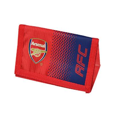 Arsenal tépőzáras pénztárca FADE