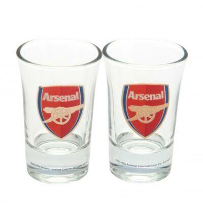 Arsenal rövidital készlet