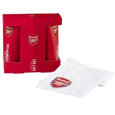 Arsenal sampon és tusfürdő