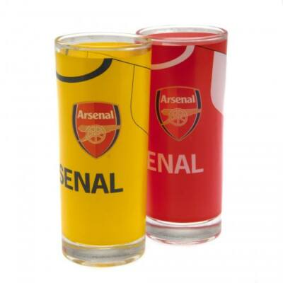 Arsenal színes pohár - 2db
