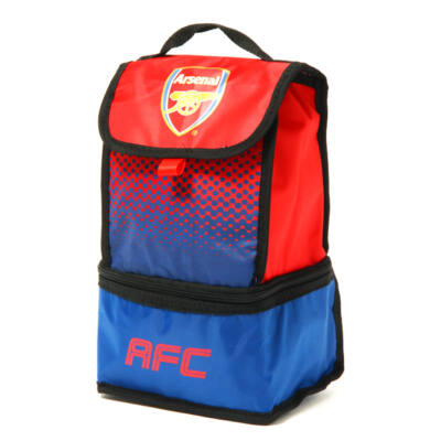 Arsenal uzsonnás táska
