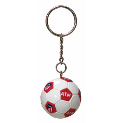 Atletico Madrid focilabda kulcstartó