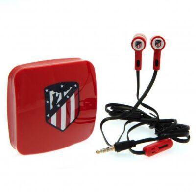 Atletico Madrid fülhallgató