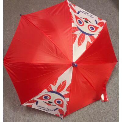 Atletico Madrid automata gyermek esernyő