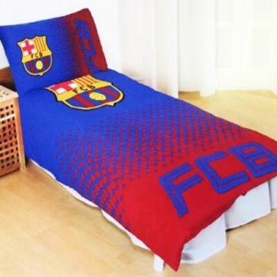 FC Barcelona ágynemű paplan-és párnahuzat FADE