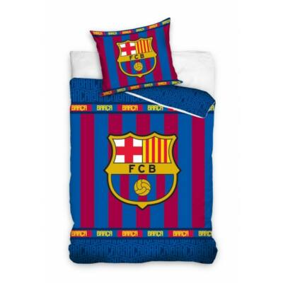 FC Barcelona ágynemű paplan-és párnahuzat OCAS