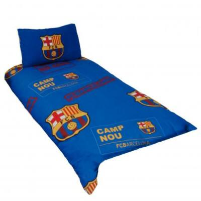 FC Barcelona ágynemű paplan-és párnahuzat PRIPTELLE