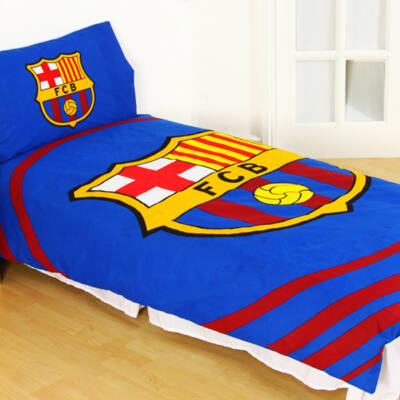 FC Barcelona ágynemű paplan-és párnahuzat PULSE