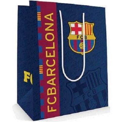 FC Barcelona ajándék táska CRESTA (L méret)