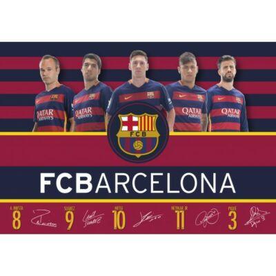 FC Barcelona asztali alátét