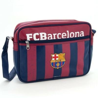 FC Barcelona bőr válltáska