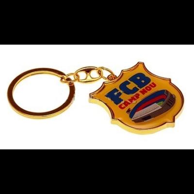 FC Barcelona fém kulcstartó CAMP NOU