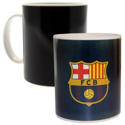 FC Barcelona hőre változó bögre GERY