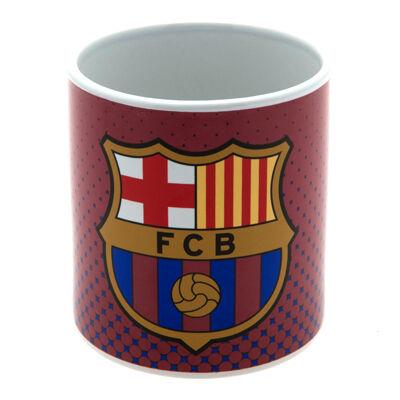FC Barcelona kerámia bögre - nagy, 5dl
