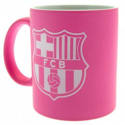 FC Barcelona kerámia bögre ROSADO