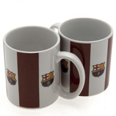FC Barcelona kerámia bögre STRIPE