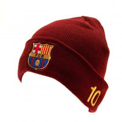 """FC Barcelona kötött sapka """"Messi"""""""