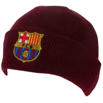 "FC Barcelona kötött sapka ""Stripe"""