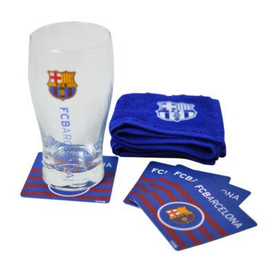 FC Barcelona mini bár szett WMARK