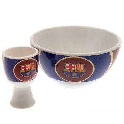 FC Barcelona müzlistál és tojástartó BULLSEYE