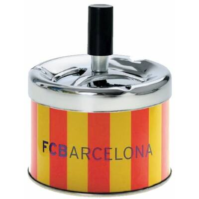 FC Barcelona pörgős hamutál SP