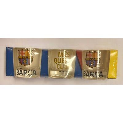 FC Barcelona rövidital készlet (3 részes)