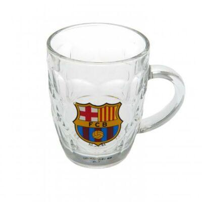 FC Barcelona sörös korsó