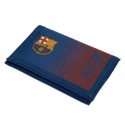 FC Barcelona tépőzáras pénztárca FADE