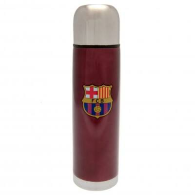 FC Barcelona termosz - bordó, 6dl