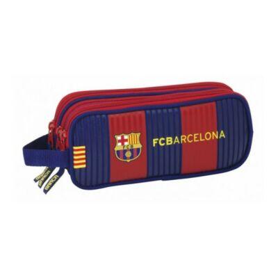 FC Barcelona tripla cipzáras tolltartó HERMOSO