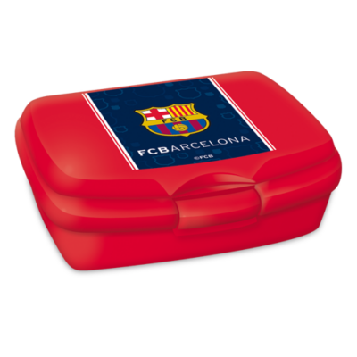 "FC Barcelona uzsonnás doboz ""Cresta"""