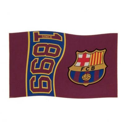 """FC Barcelona zászló """"Eses""""  (152x91cm)"""