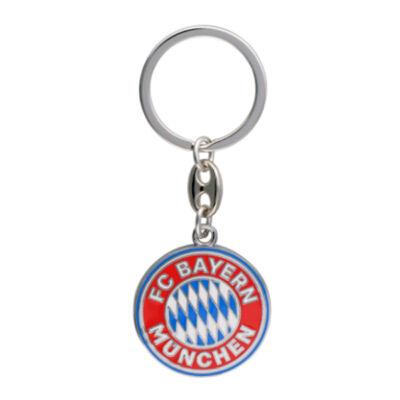Bayern München címer kulcstartó