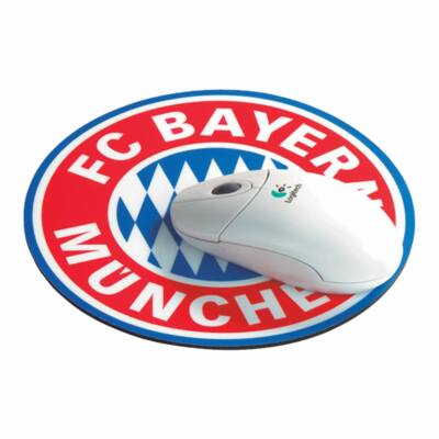 Bayern München kerek egérpad