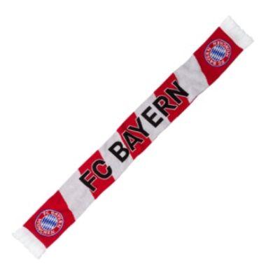 Bayern München kötött sálBayern München kötött sál BALKEN