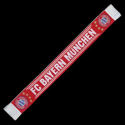 Bayern München kötött sál LEDER