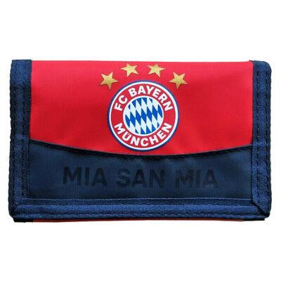 Bayern München pénztárca tépőzáras MIA SAN