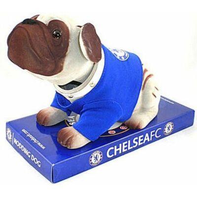 Chelsea bólogató kutya