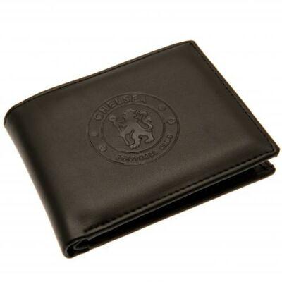 Chelsea bőr pénztárca DEBOSSED